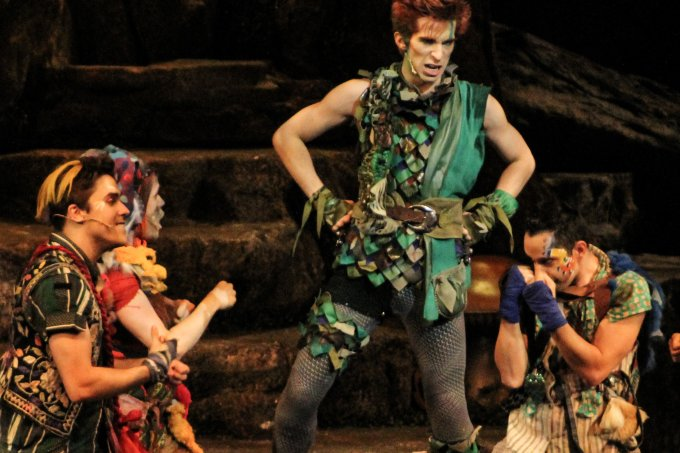 Peter Pan – O Musical