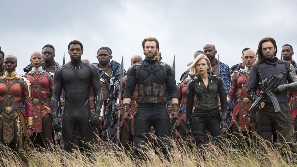 Vingadores: Guerra Infinita finalmente chegou aos cinemas!