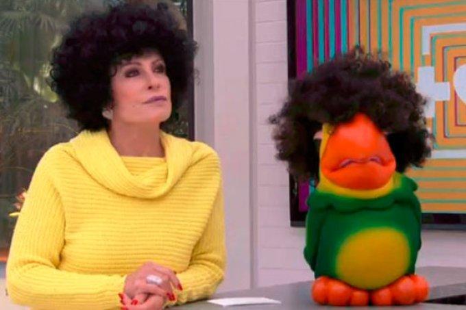 Porque Ana Maria Braga não precisava ter usado uma peruca black power