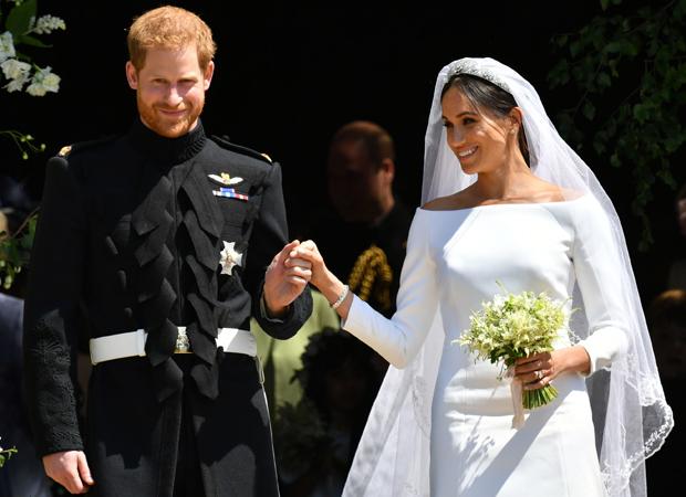 Casamento real de Meghan Markle e príncipe Harry - Buquê