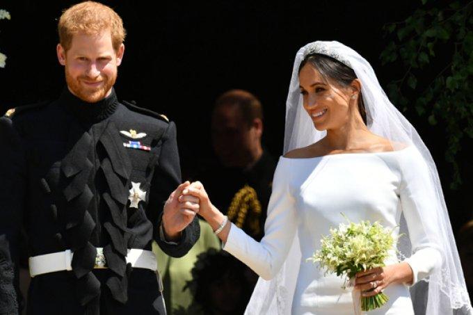 Casamento real de Meghan Markle e príncipe Harry – Buquê