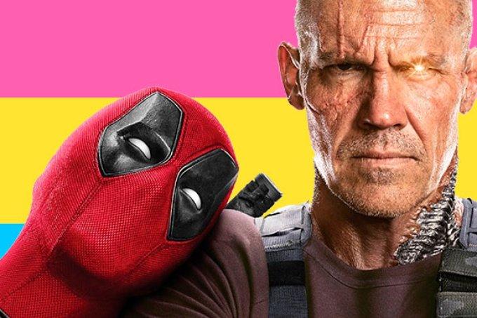 Você sabia que o Deadpool é pansexual?