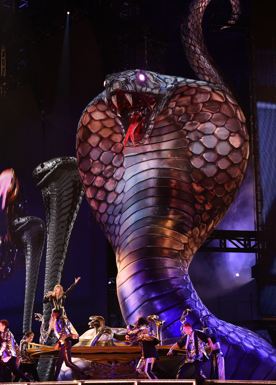 Taylor Swift Tudo Que Rolou No Primeiro Show Da Reputation Stadium Tour Capricho