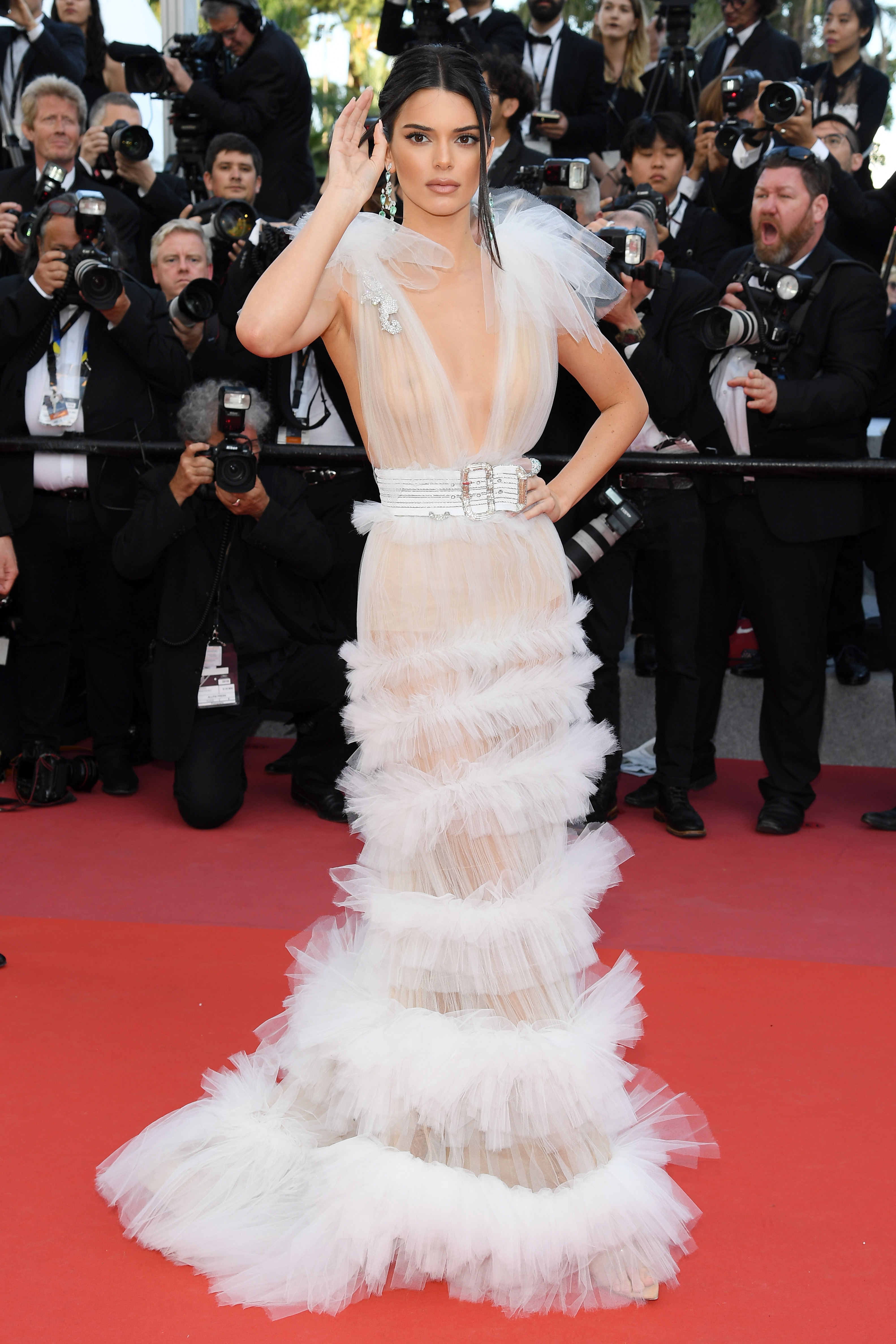 kendall-jenner-look-transparente-cannes