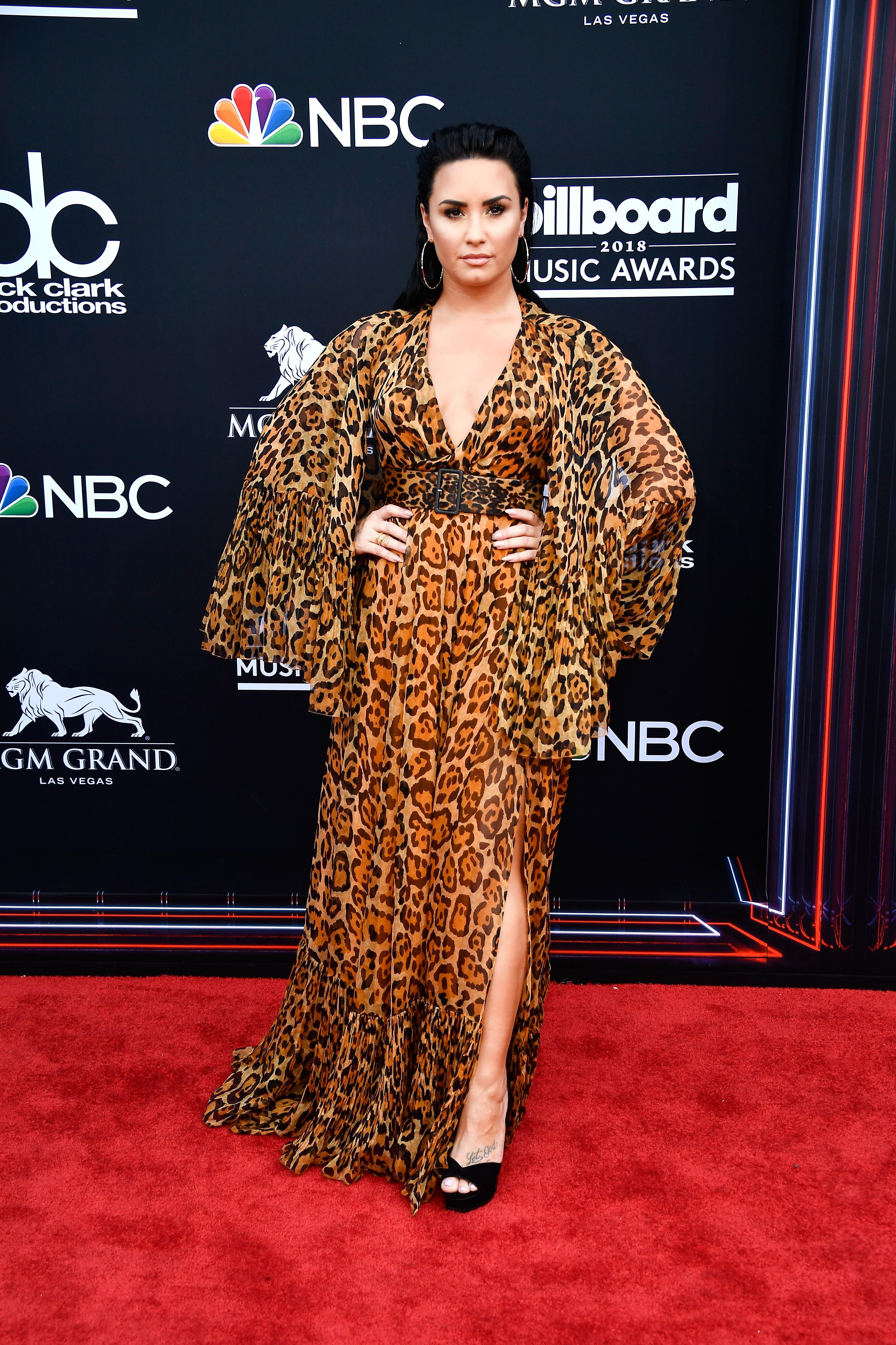 demi-lovato-look-2018-Billboard-Music-Awards
