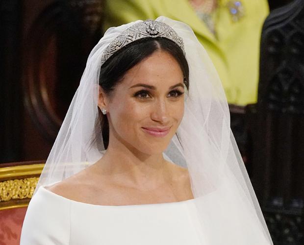 Vestido de noiva de Meghan Markle no casamento real com príncipe Harry