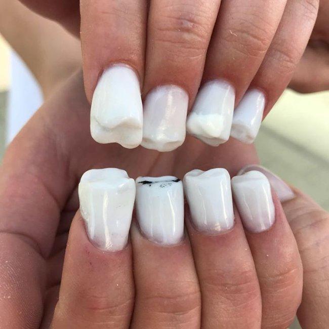 nail-arte-dente-unhas