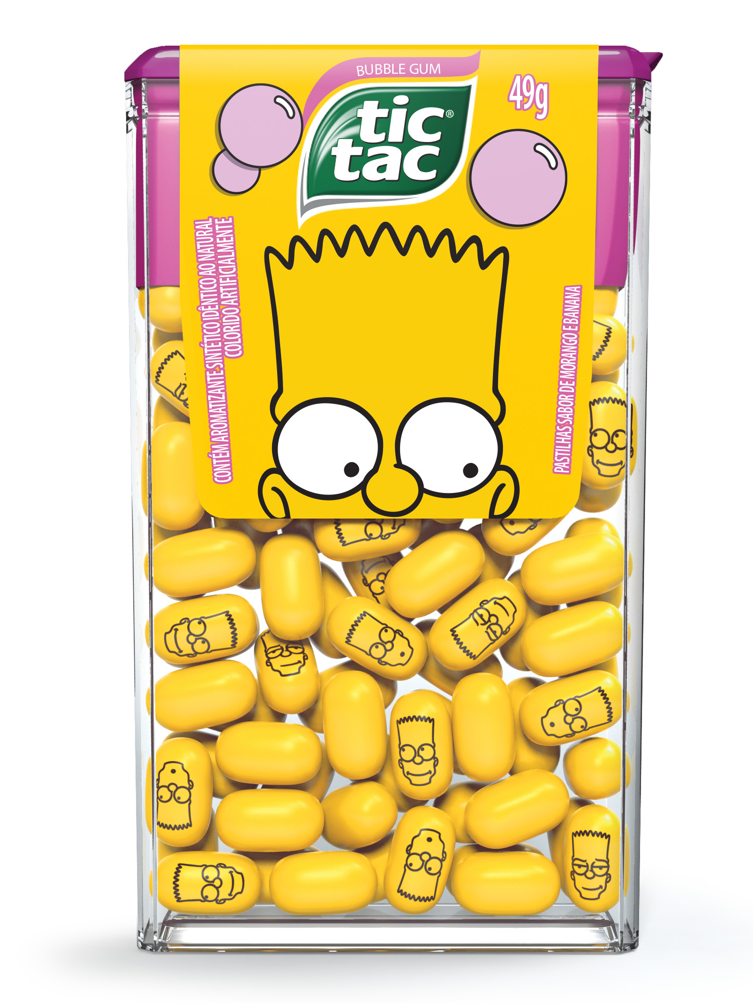 tic-tac-simpsons