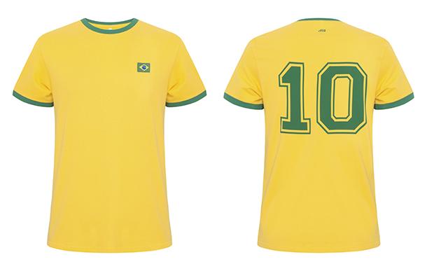 17- Camiseta C&A (R$ 39*).