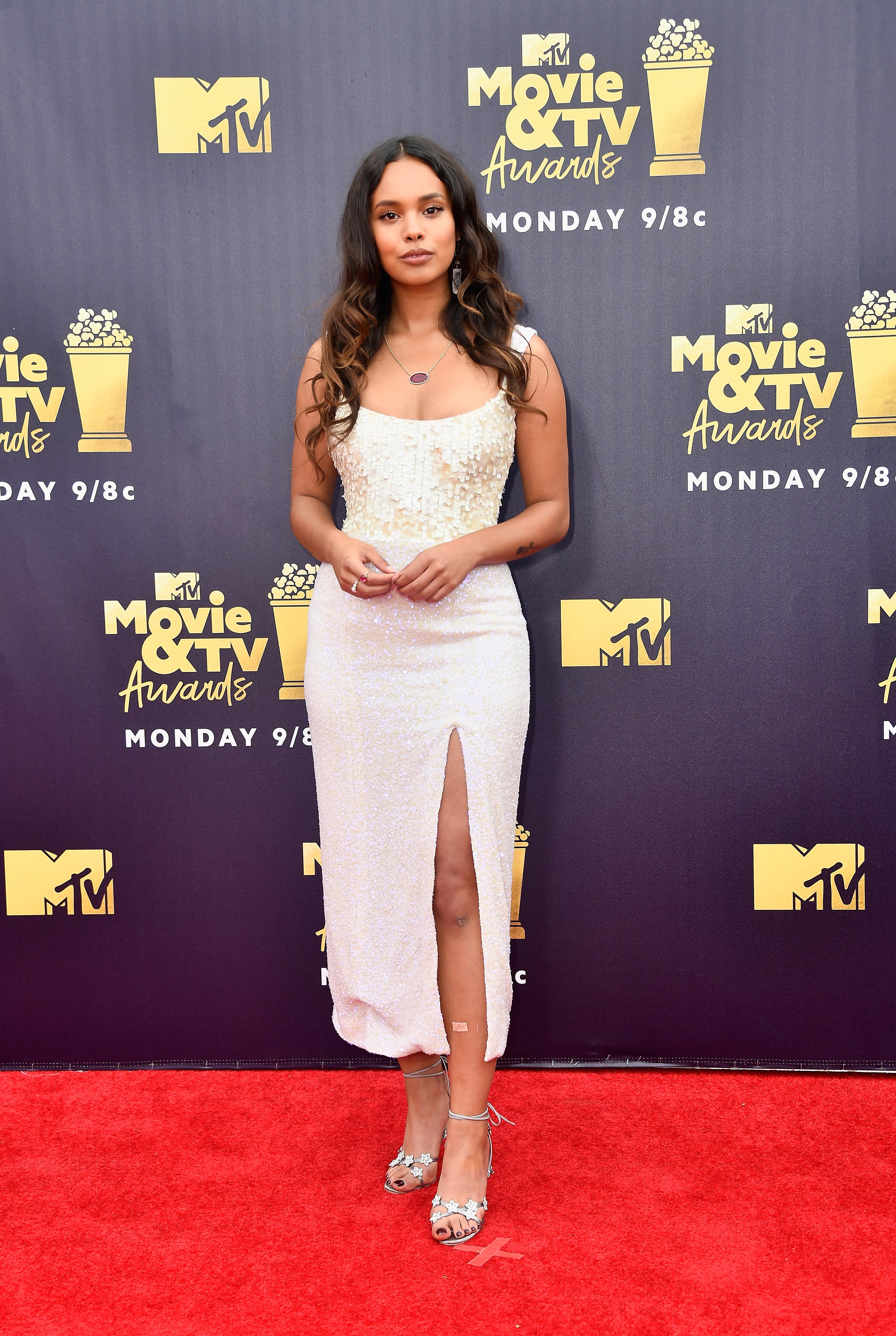 alisha-boe-MTV Movie And TV Awards2018