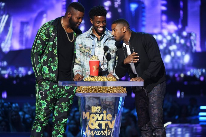 2018 MTV Movie And TV Awards – Show