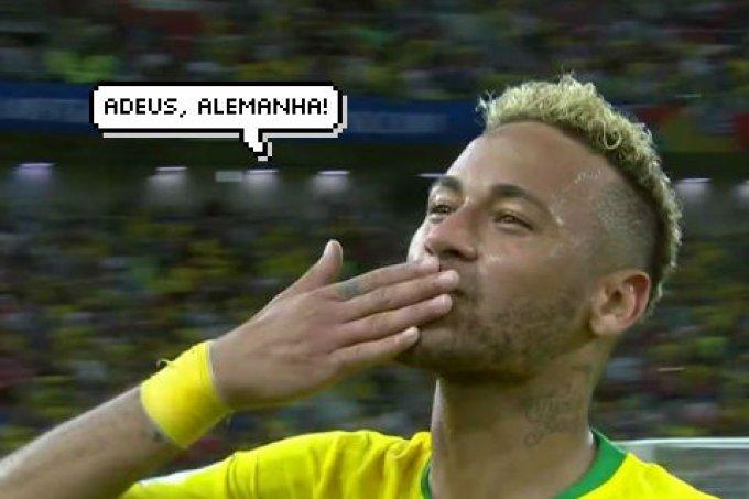 Os melhores memes de mais uma vitória do Brasil na Copa do Mundo
