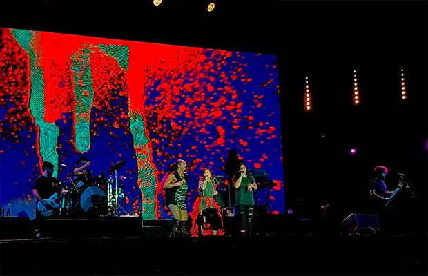Pitty domina João Rock (de novo) e hipnotiza com show empoderado