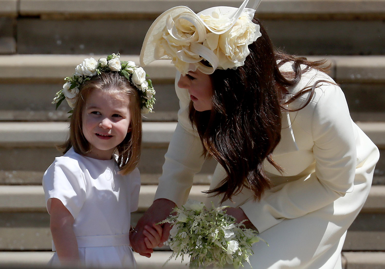 princesa-charlotte-casamento-principe-harry-meghan-markle