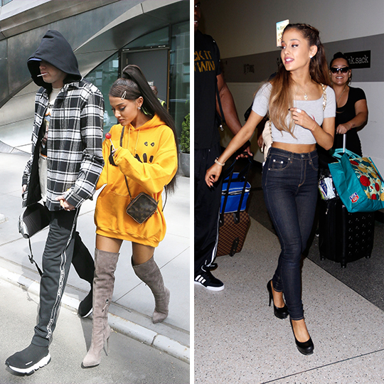 Ariana Grande é uma canceriana que arrasa no estilo