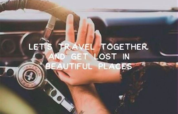 Let's travel together and get lost in beautiful places
