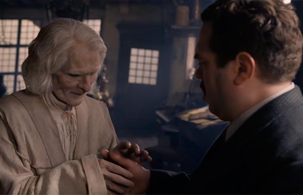 Até o Nicolau Flamel aparece no trailer de Os Crimes de Grindelwald!