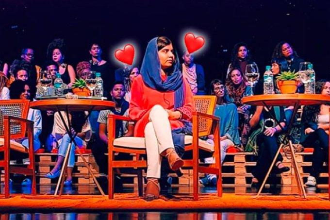 A vingança perfeita de Malala Yousafzai é educar até quem não quer ser educado