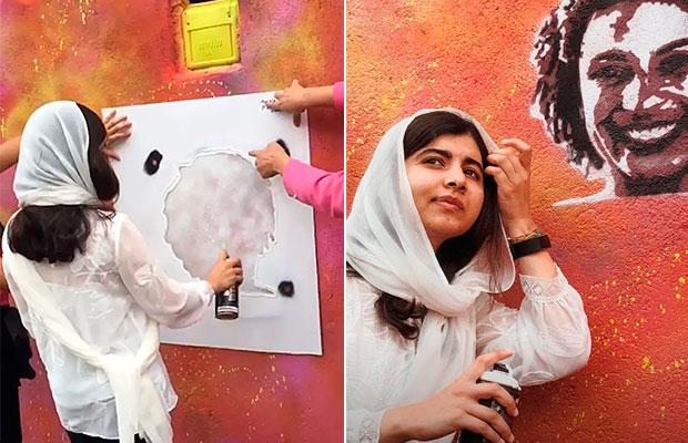 No Rio, Malala vê jogo da Copa em bar e homenageia Marielle Franco