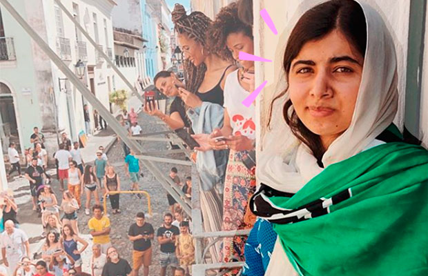 9 ensinamentos que aprendemos na palestra com Malala Yousafzai no Brasil