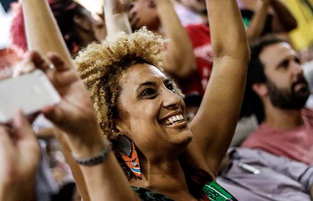 Dia Marielle Franco vira lei e é incluído ao calendário do Rio de Janeiro
