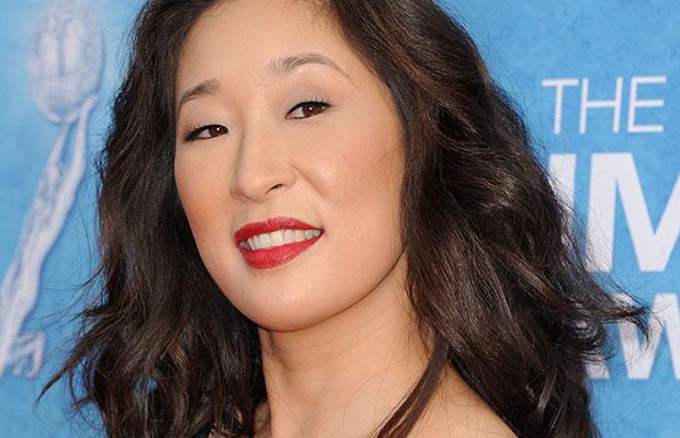 Sandra Oh é a primeira asiática a ser indicada ao Emmy de Melhor Atriz