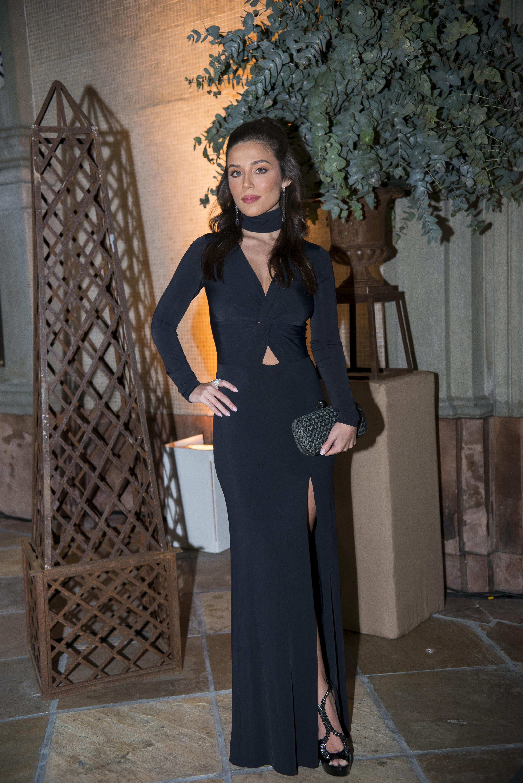 vestido de festa Mari Sampaio