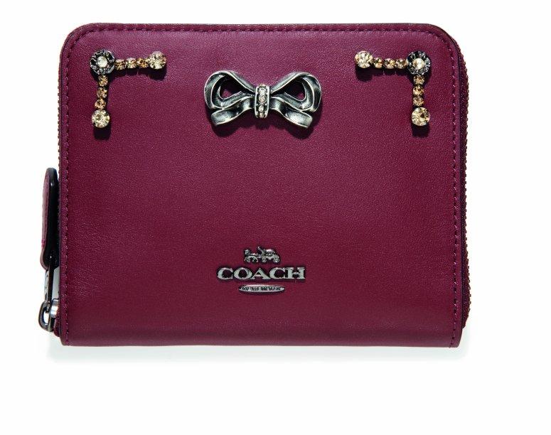 Coleção Selena Gomez X Coach.