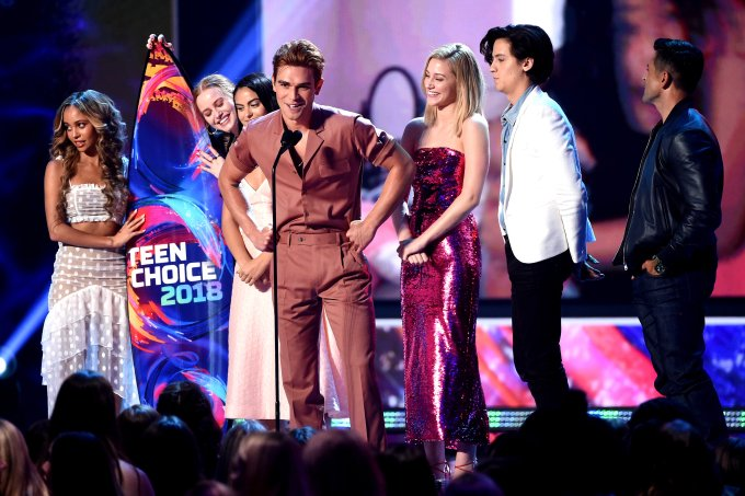 FOX's Teen Choice Awards 2018 – Show