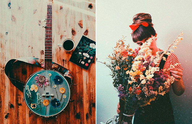 Instagram da Leitora: Amy Nelson vive entre flores, canções e sentimentos
