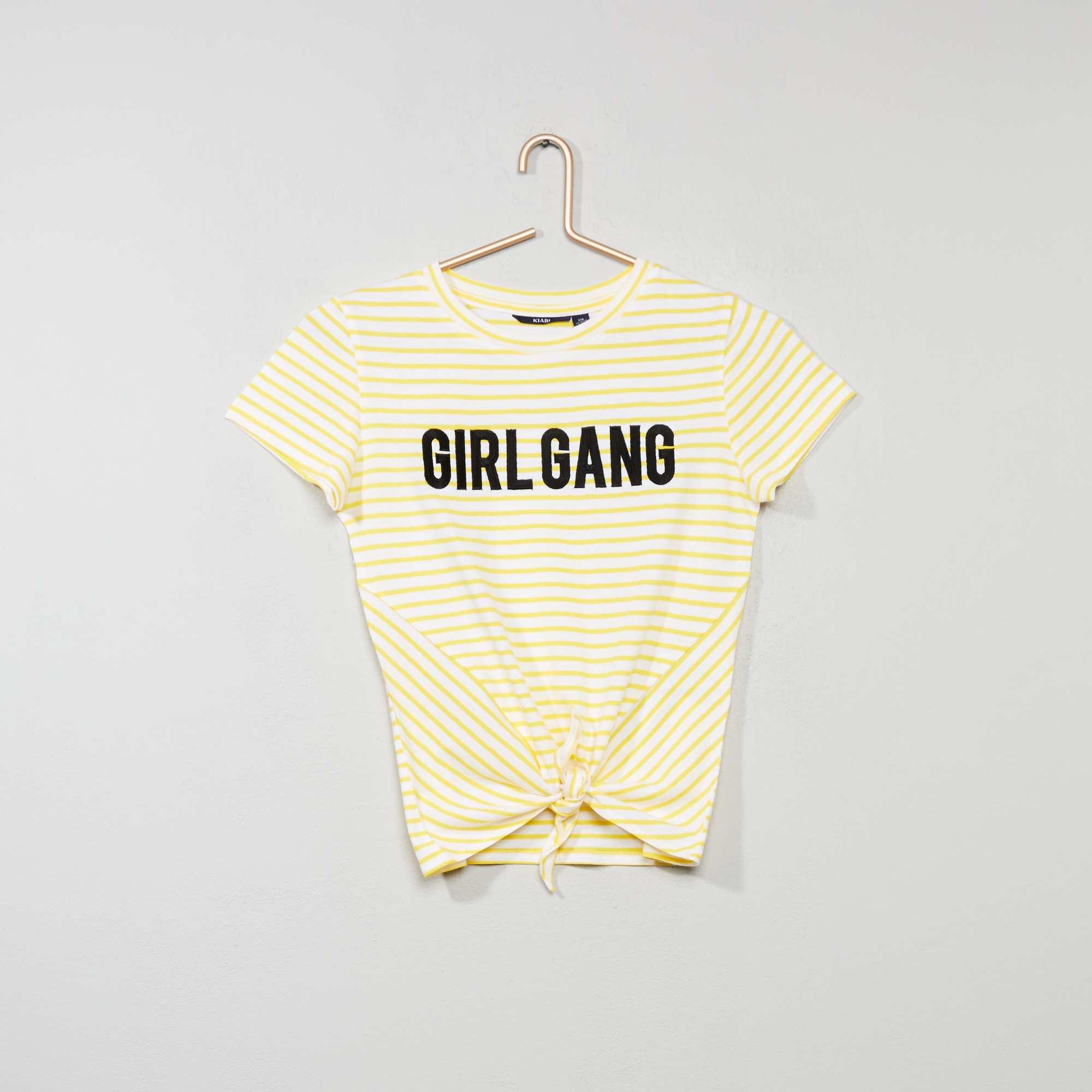 Camiseta Kiabi