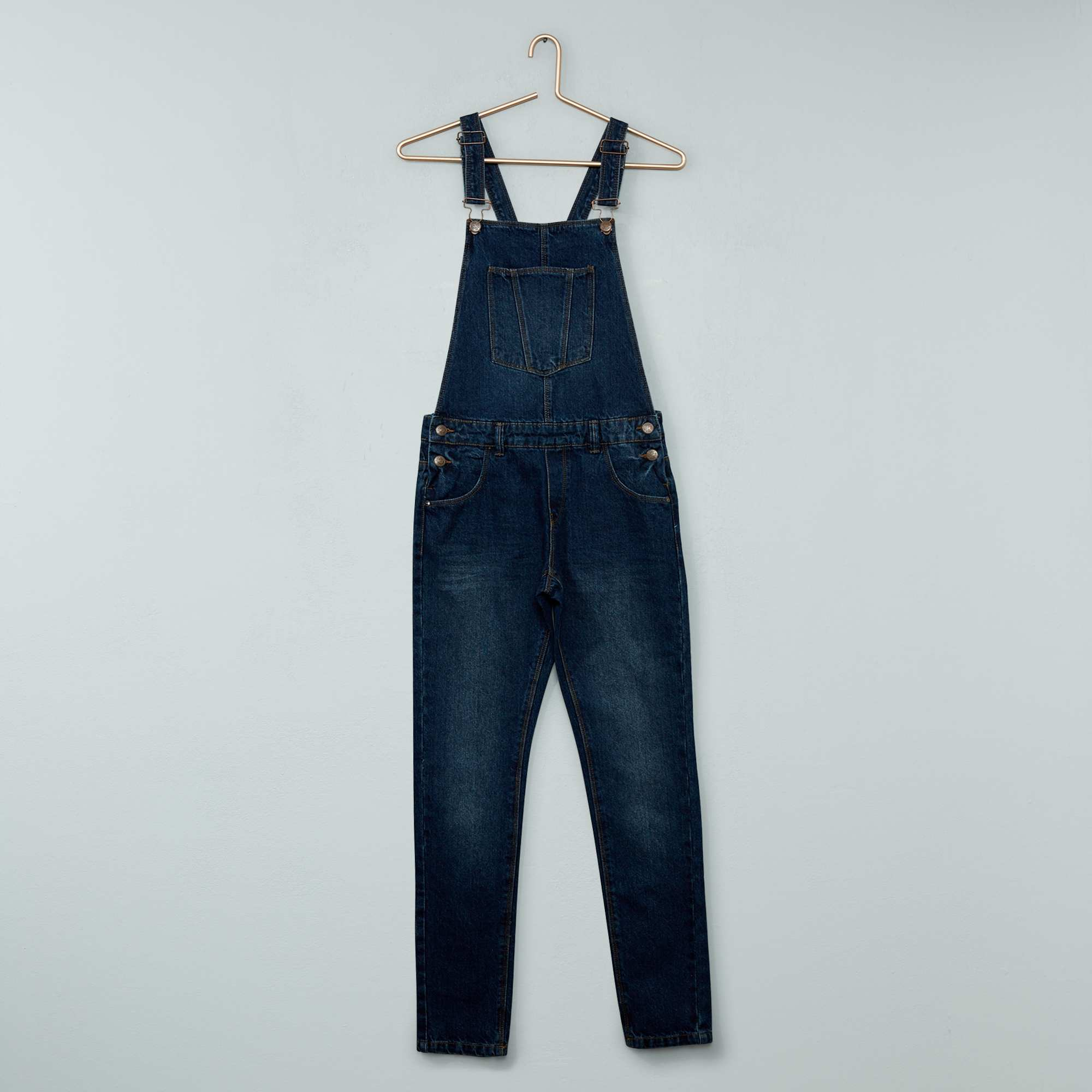 Jardineira jeans Kiabi