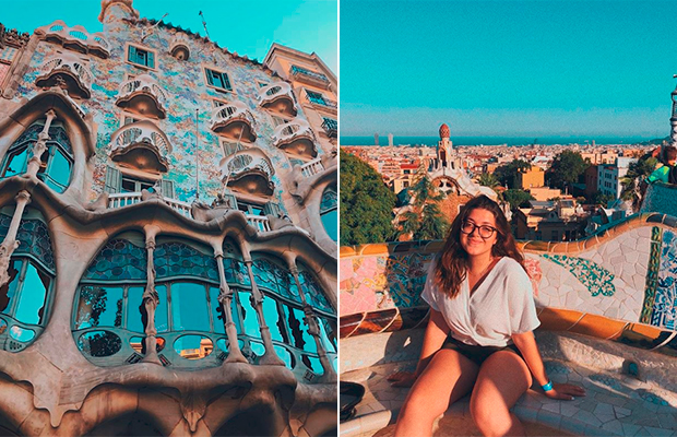 Diário de Intercâmbio: meus 3 pontos turísticos favoritos de Barcelona