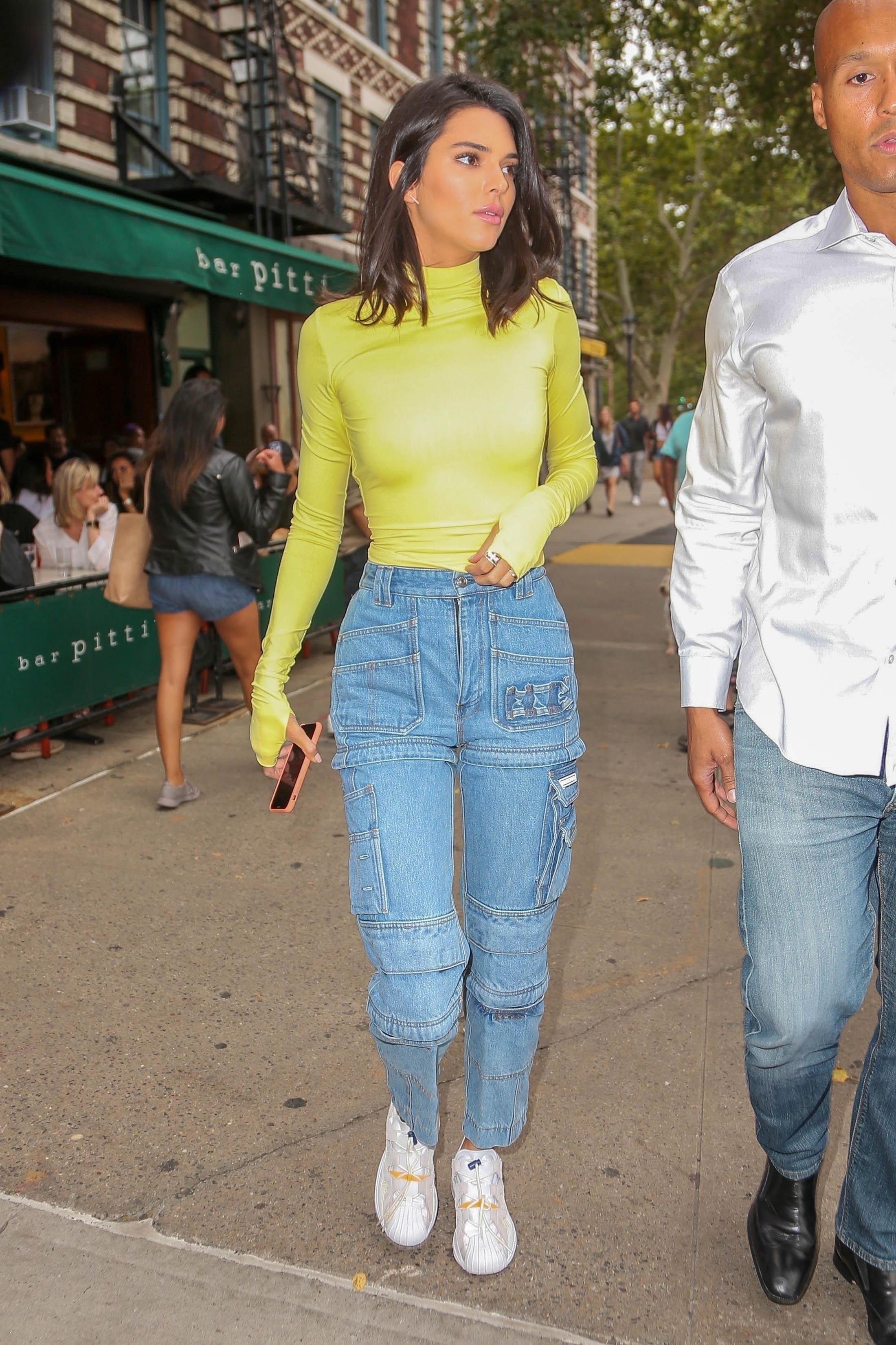 alerta de tendencia: calça cargo