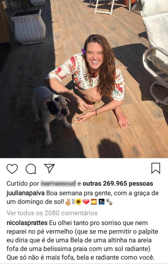 comentario-nicolas-prattes-foto-juliana-paiva-declaracao