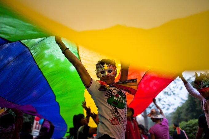Após 157 anos, homossexualidade finalmente deixa de ser crime na Índia