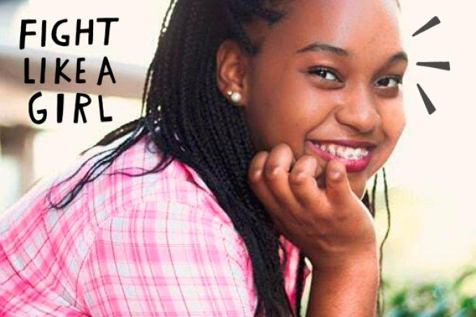 Aos 15 anos, Isa cria projeto que incentiva a liderança de meninas negras