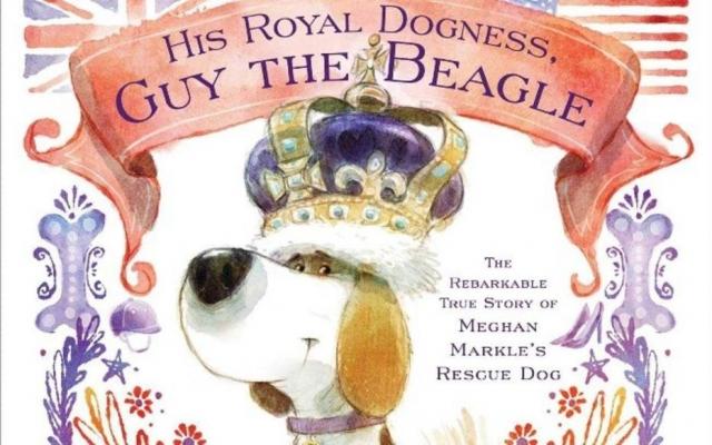 livro-do-cachorro-de-meghan-markle