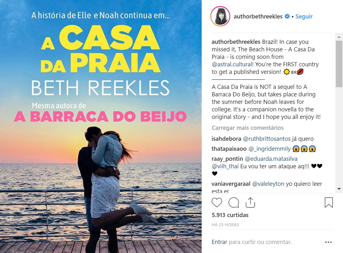 Brasil será o primeiro país a publicar novo livro de A ...