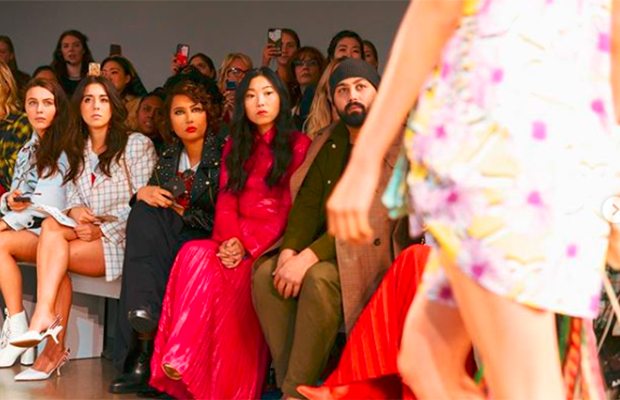 No NYFW, designer prova que representatividade está sempre na moda
