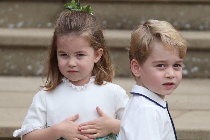 princesa-charlotte-e-principe-george-casamento-princesa-eugenie