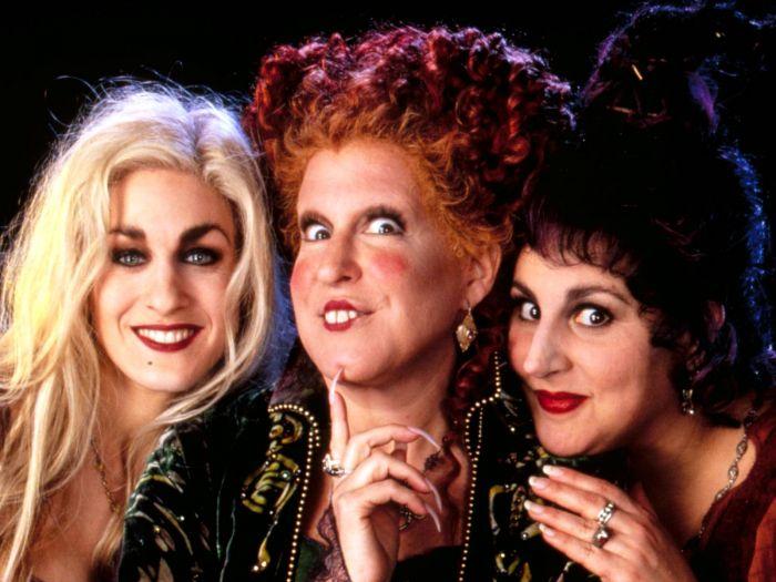 O clássico filme de Halloween Abracadabra.