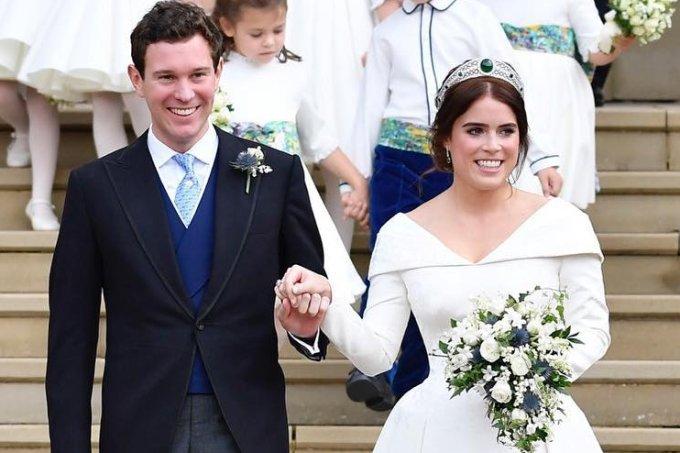 casamento-princesa-eugenie-jack-brooksbank-pajens-e-daminhas