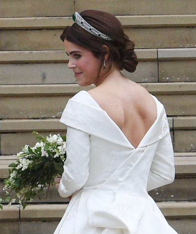 casamento-princesa-eugenie-vestido-de-noiva