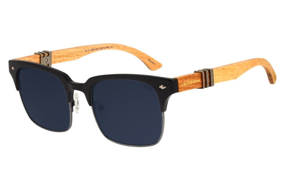 A madeira da haste deste óculos é bem parecida com a madeira da vassoura dos bruxos, né?