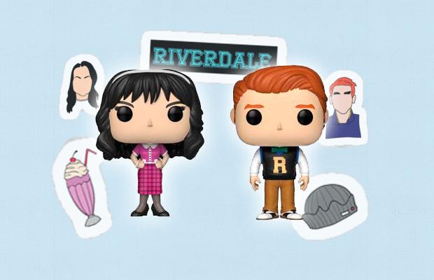 Funko lança coleção de Riverdale e tem personagens com figurino especial!