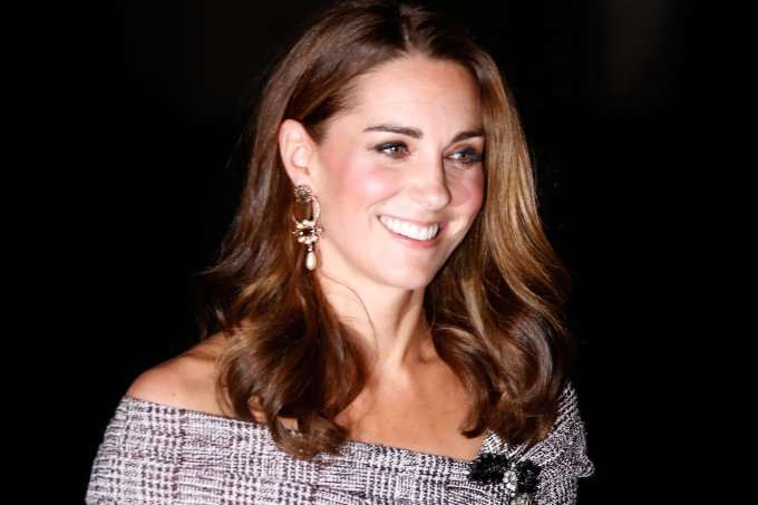 The Duchess Of Cambridge Opens The V&A Photography Centre