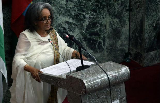 Pela primeira vez na história, Etiópia terá uma mulher como presidente