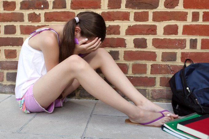 O bullying praticado em sala de aula não termina na escola