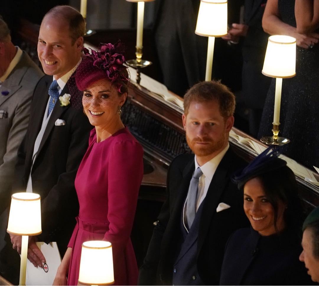kate-middleton-principe-william-meghan-markle-harry-casamento-eugenie